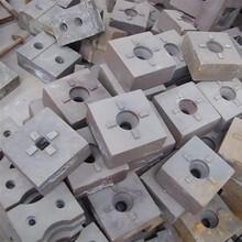 通達供應耐磨型高鉻錘頭制砂機耐磨錘頭錘式破碎機高錳鋼錘頭