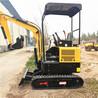 17挖掘機價格蔬菜大棚農用小挖機果園小挖機
