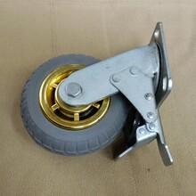 小吃車橡膠腳輪定制A仁化小吃車橡膠腳輪定制A橡膠腳輪定制生產圖片