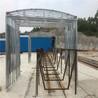 北京延庆固定蓬-电动蓬-推拉篷-物流帐篷