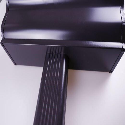 遷安可成彩鋁成品天溝,彩鋁天溝