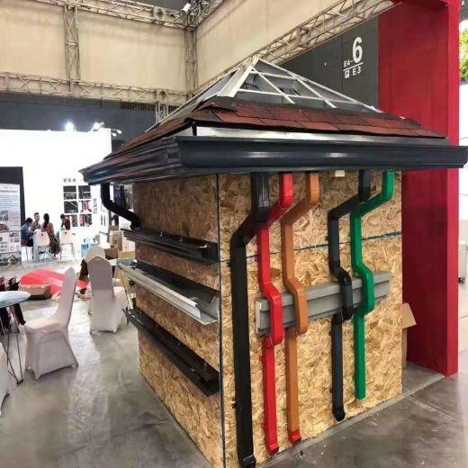 可成檐槽,廣州可成彩鋁成品檐槽品質優良