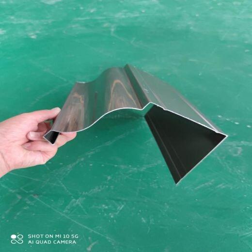 臨汾可成鋁合金成品檐槽規格