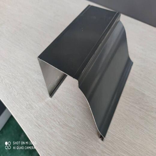 可成成品檐槽,巴彥倬爾可成鋁合金成品檐槽規格