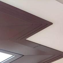 赤峰可成鋁合金成品檐槽批發代理圖片