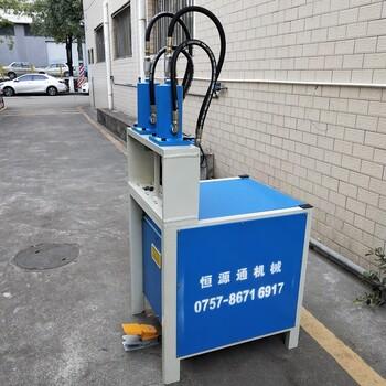 數控沖孔機方管圓管角鐵不銹鋼液壓沖孔機圓管護欄扶手打孔機