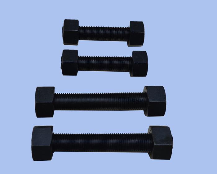 供应35CrMoA全螺纹螺柱配套30CrMoA/SH/T3404重型螺母