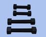 供應35CrMoA全螺紋螺柱配套30CrMoA/SH/T3404重型螺母