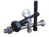 供應美標ASTMA320-L7/A320L7/A320Gr.L7六角螺栓/螺栓