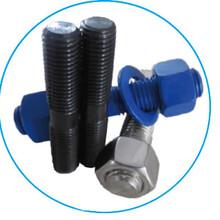供應涂特氟龍(PTFE)/Xylan涂層緊固件/螺柱/螺絲/螺帽/螺栓/螺母圖片