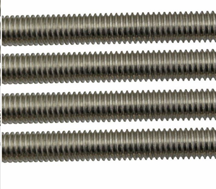 供应304/0Cr18Ni9/06Cr19Ni10全螺纹螺柱/六角螺栓/螺柱/螺母