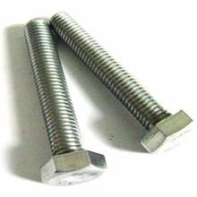 供應ASTMA193/A193MB8/B8A/B8Cl2/B8ACl2全螺紋螺柱/六角螺栓圖片