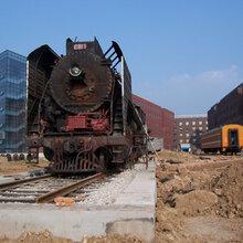 遼寧蒸汽火車頭回收,吉林綠皮火車廂回收采購,黑龍江機車車輛拆解回收圖片