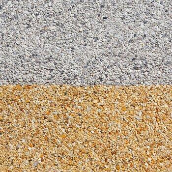 礫石洗砂聚合物地坪包工包料設計施工