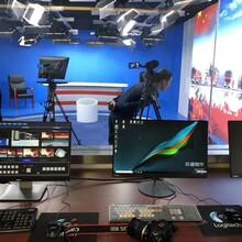融媒體真三維虛擬演播室系統