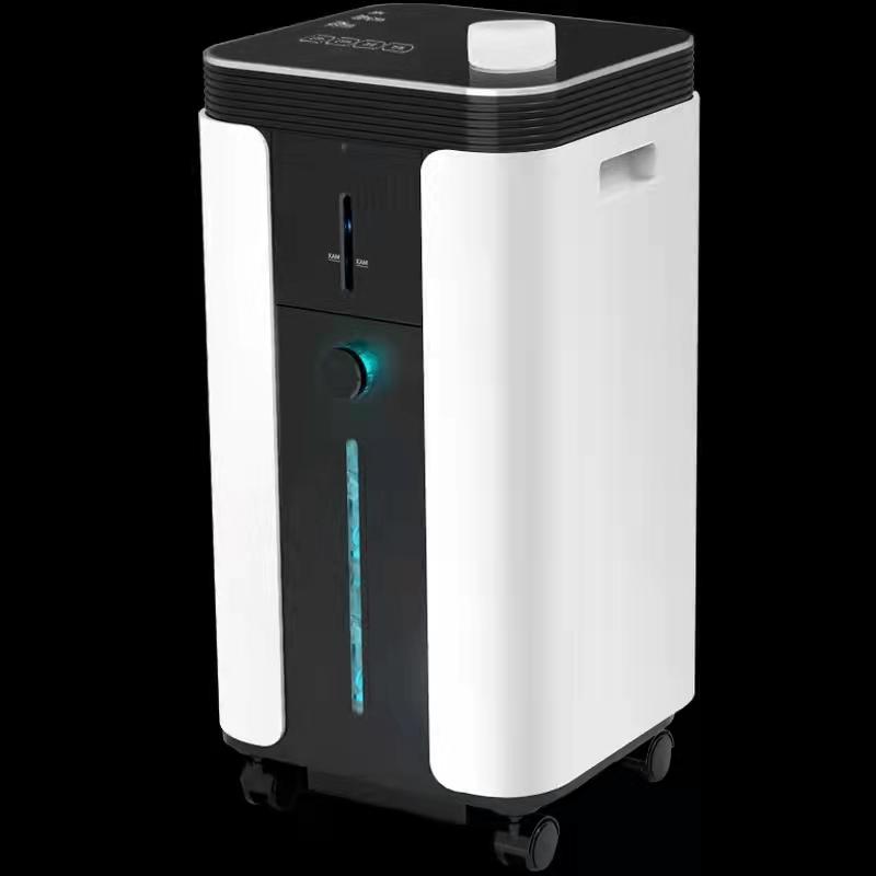 氢气呼吸机,怎么选吸氢机比较好?吸氢气机推荐广州鸿福康源