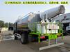 東風華神F5灑水車10噸12噸灑水車工地學校廠區用灑水車廠家供應