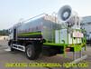 東風天龍灑水車12噸抑塵車建筑工地用霧炮車水罐車新款圖片