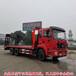 13噸平板運輸車東風單橋平板車收割機拖車質量好