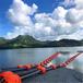 聚乙烯塑料管道浮體水上清淤工程管道浮筒