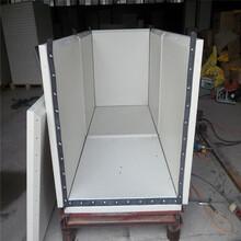 滁州鋼板水箱瑞宸新材料不銹鋼水箱廠家直供圖片