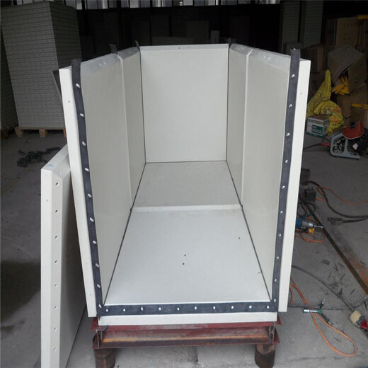 河東圓形保溫水箱瑞宸新材料消防玻璃鋼水箱歡迎來電