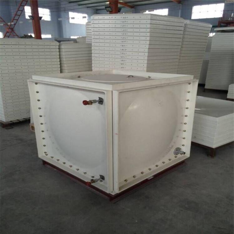 白山不銹鋼生活水箱 瑞宸新材料箱泵一體化水箱支持定制