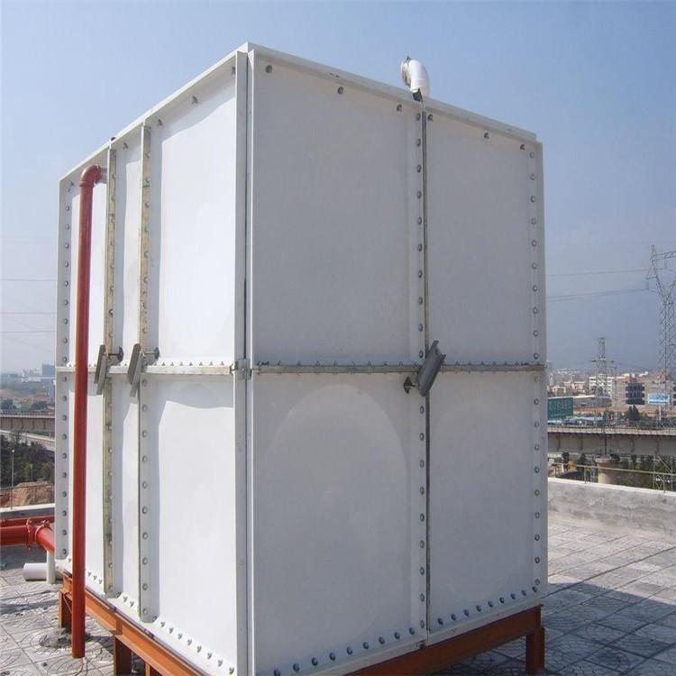 河東圓形保溫水箱 瑞宸新材料消防玻璃鋼水箱歡迎來電