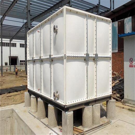 白山不銹鋼生活水箱瑞宸新材料箱泵一體化水箱支持定制