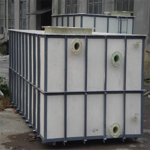 不銹鋼水箱廠家批發黃南方形水箱瑞宸