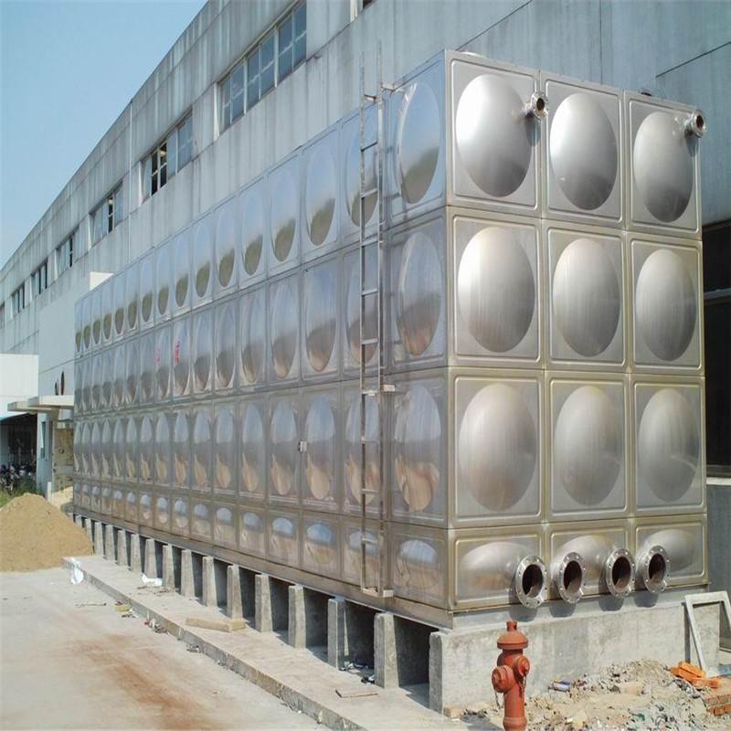 新鄉組合玻璃鋼水箱報價