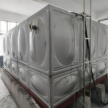 大型不锈钢水箱销售邯郸地埋消防水箱瑞宸图片
