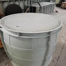 常德玻璃鋼污水檢查井生產廠家圖片