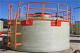 鳳翔玻璃鋼反應釜耐腐蝕歐意環保工商