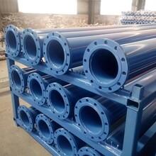 水廠用鋼管消防涂塑復合鋼管電力電纜涂塑鋼管圖片