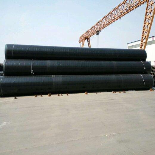 3pe防腐焊接鋼管口徑720石油天然氣防腐鋼管煤礦井下用3pe防腐鋼管廠家