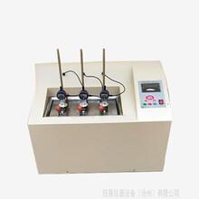 非金屬材料熱變形維卡軟化點溫度測定儀(3試件)室溫-300℃圖片