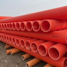 河北mpp電力管穿線管梅花管給水管生產廠家圖片