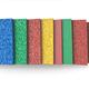 EPDM彩色塑膠顆粒跑道圖