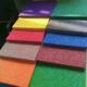 新疆EPDM彩色塑膠顆粒跑道價格圖
