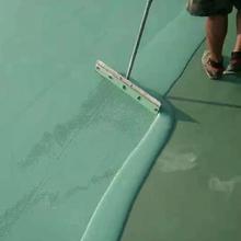 西安硅pu球场材料批发报价图片