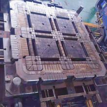 塑料川字托盤模具注塑加工定做雙面托盤模具物流周轉托板模具圖片