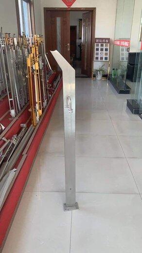 鹽城不銹鋼樓梯立柱