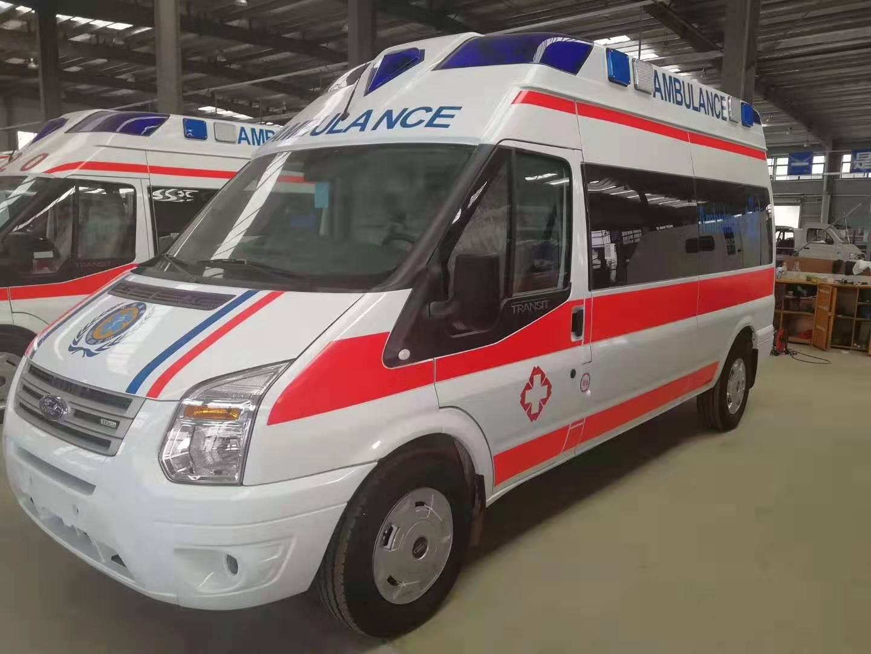 汕尾跨省長途救護車出租價格