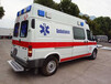 上海肺科醫院病人轉院120救護車出租,長途救護車