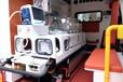 北京佑安醫院跨省120救護車長途轉送