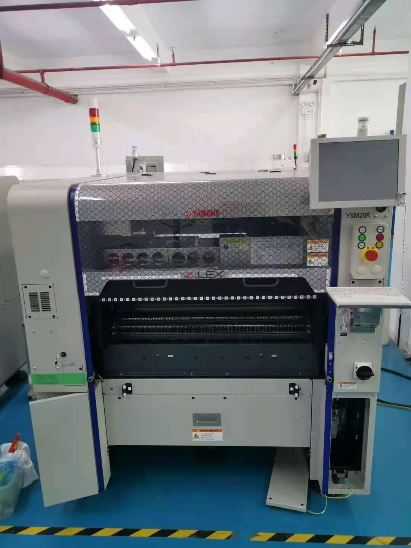 雅马哈YSM20R高速贴片机