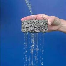 寶坻透水混凝土增強劑施工圖片