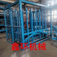 宁津fs免拆外建筑模板生产设备fs保温外模板自保温外建筑模板设备图片