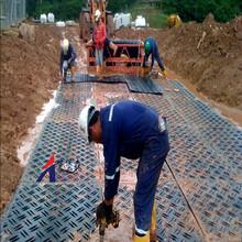 環保鋪路墊板A雙面紋鋪路墊板廠家